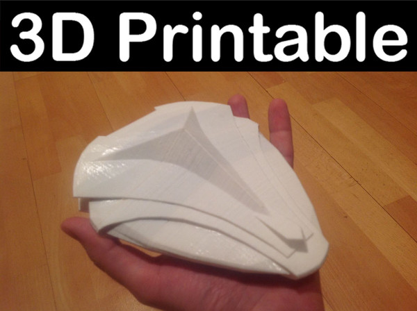 printable kit alkesh stargate sg1 3d model