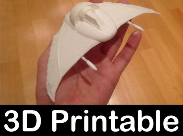 printable goauld stargate 3d model