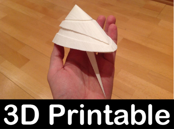 3ds printable kit - osiris