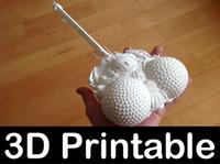printable kit - lexx 3d model