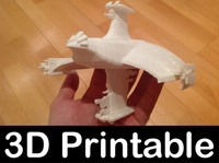 printable kit - replicator 3d model