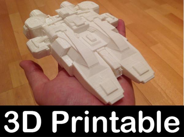3d model of printable kit traveler s