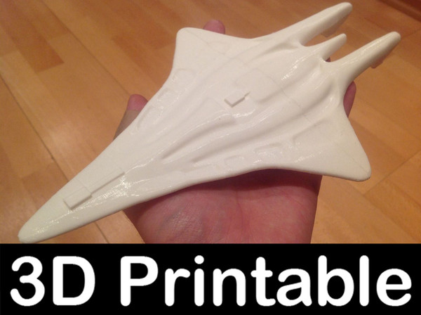 printable kit - wraith 3ds