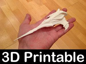 3d printable kit - wraith model