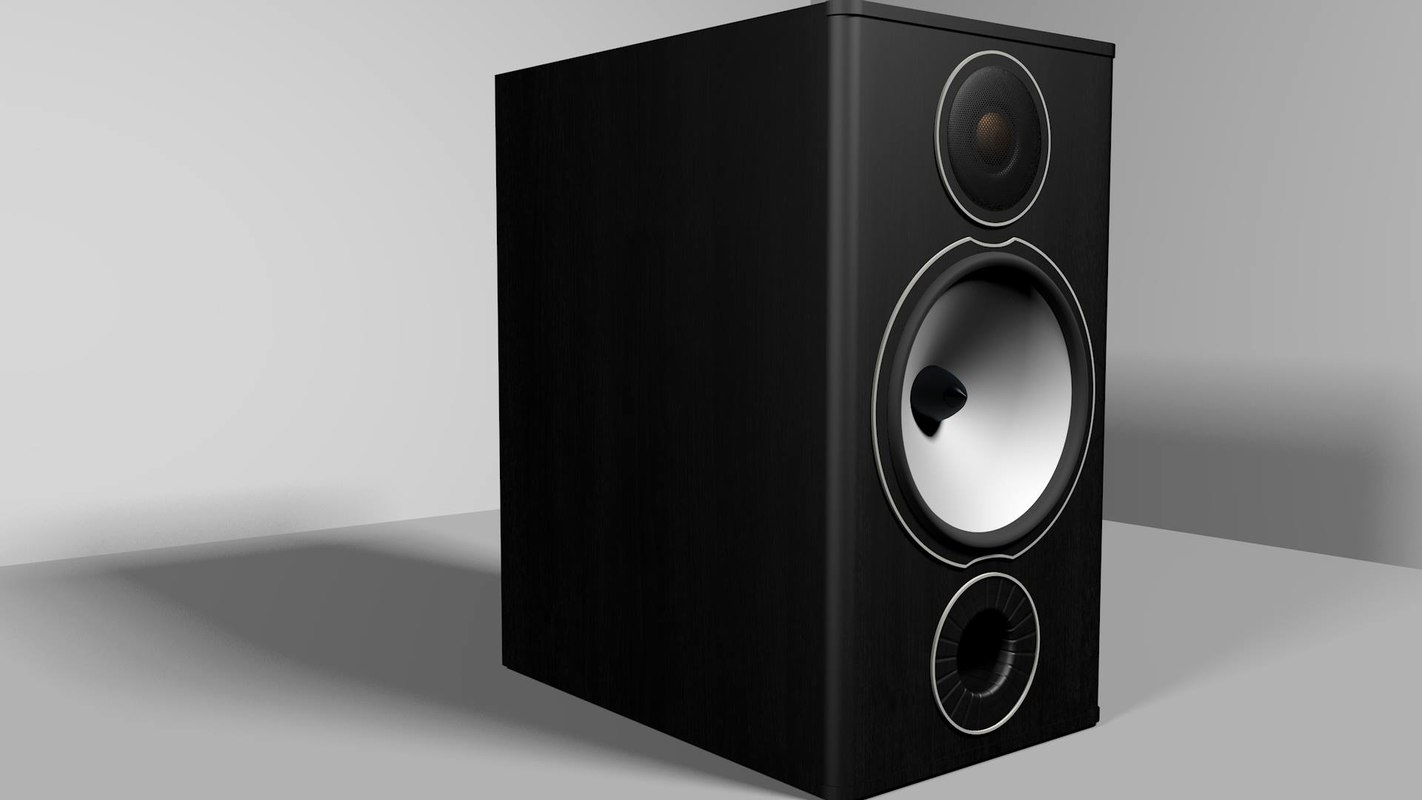 monitor bx2 3d model