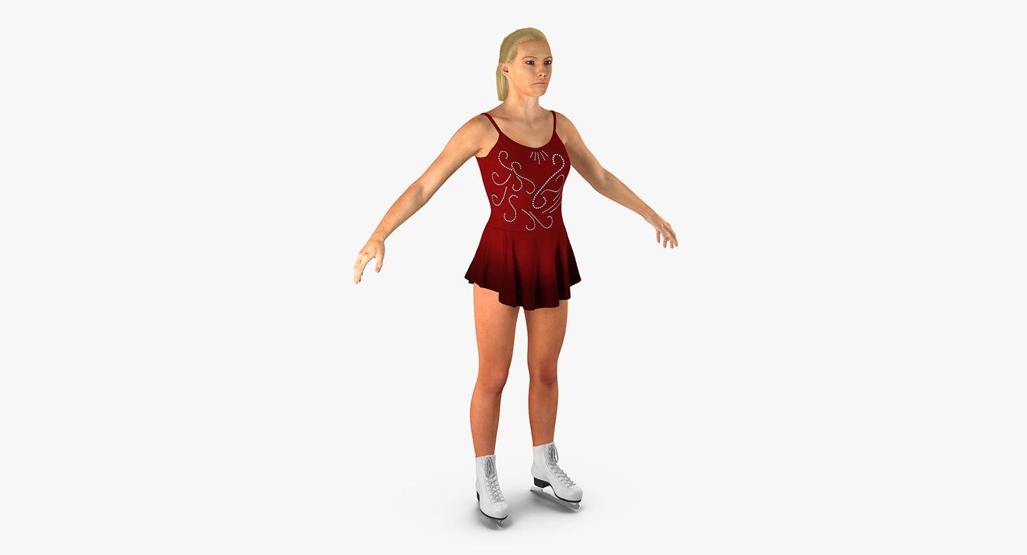 max female figure skater