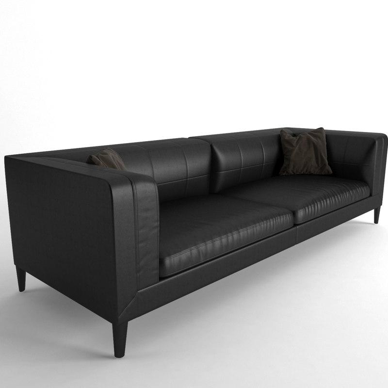 obj dives sofa b