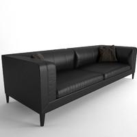 dives sofa b 3d model