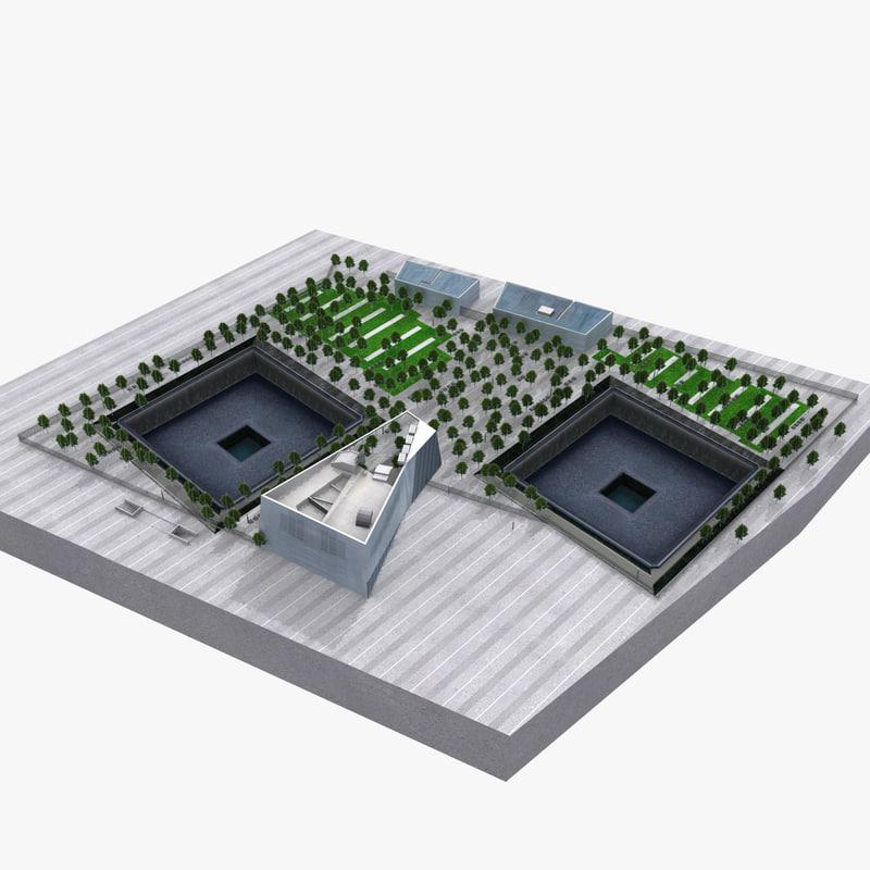 national memorial museum 3d 3ds