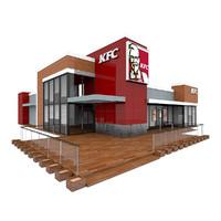 KFC Big Restaurant