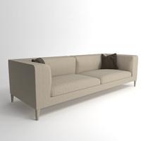 dives sofa italia 3d max
