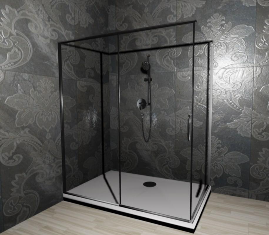 fbx shower enclosure