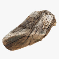 Wood Timber Debris