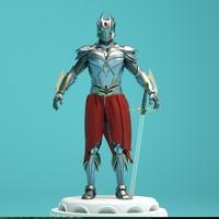Angel Warrior Armor