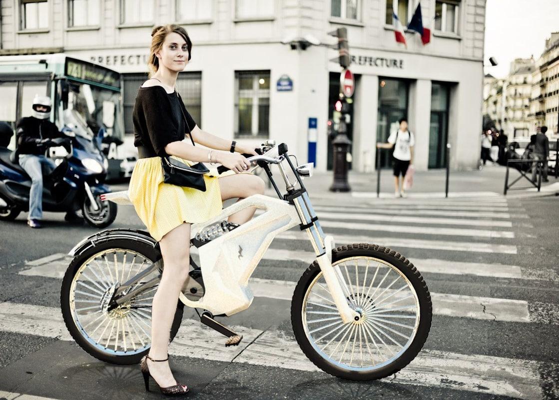 3d model ultralight e-bike muv