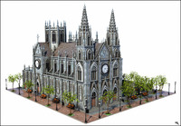 max cathedral gothic