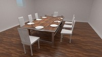 Dinnertable set