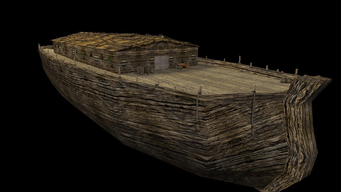 ark 3d model