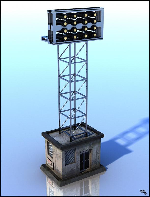 ma light tower