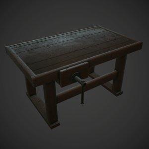medieval workbench max