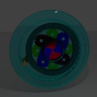 blend valve iris shutter