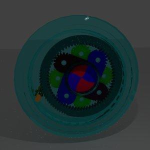 valve iris shutter blend