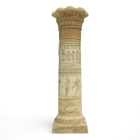 Egyptian Pillar