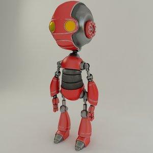 robo400 pbr 3d max