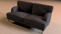 3ds sofa modern house