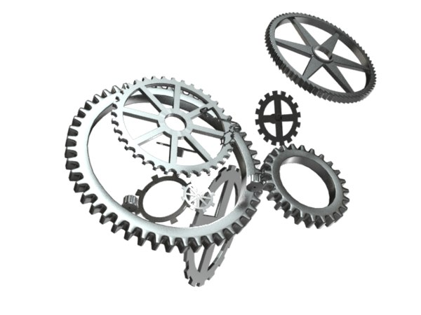cogs gears max