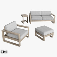 Portside Lounge Set by West Elm