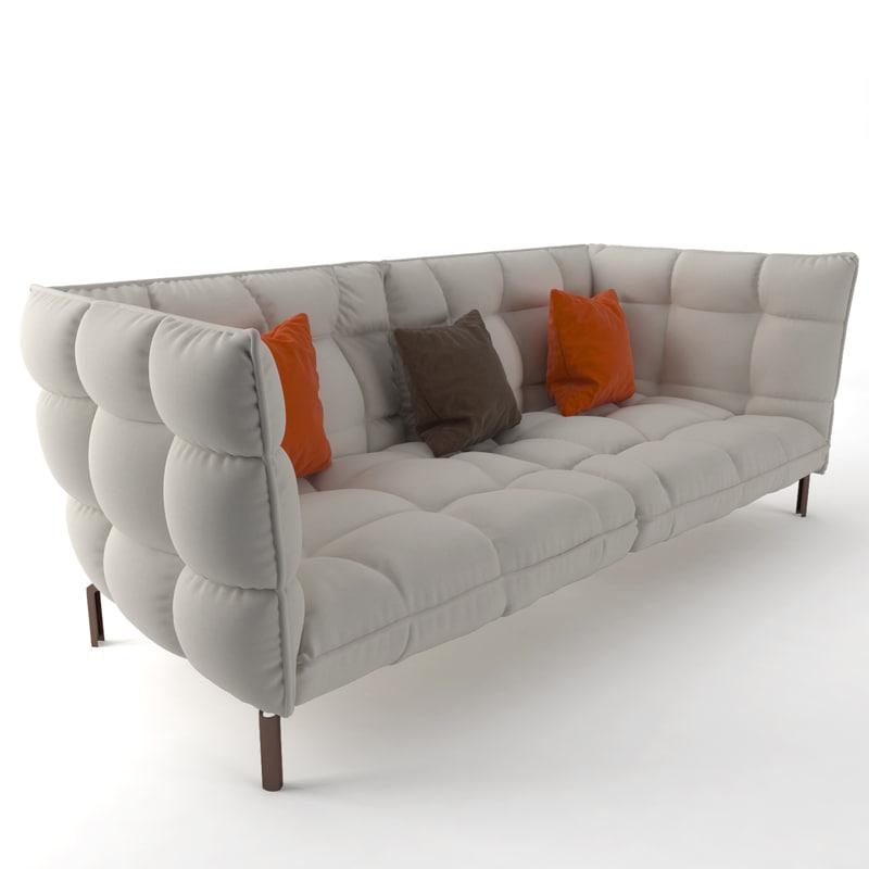 3d husk sofa 2