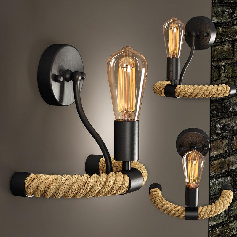 3d bra rope loft model
