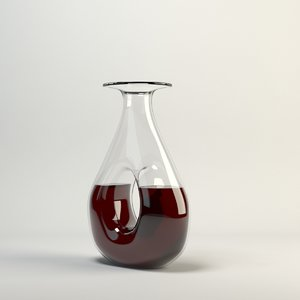 3d lsa ono decanter