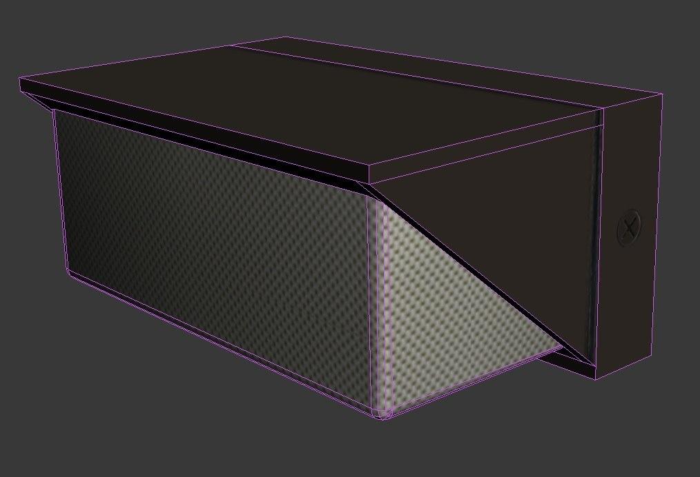 max wall pack lighting fixture