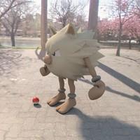 pokemon primeape 3d model