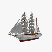 Sea Cloud 2 Clipper