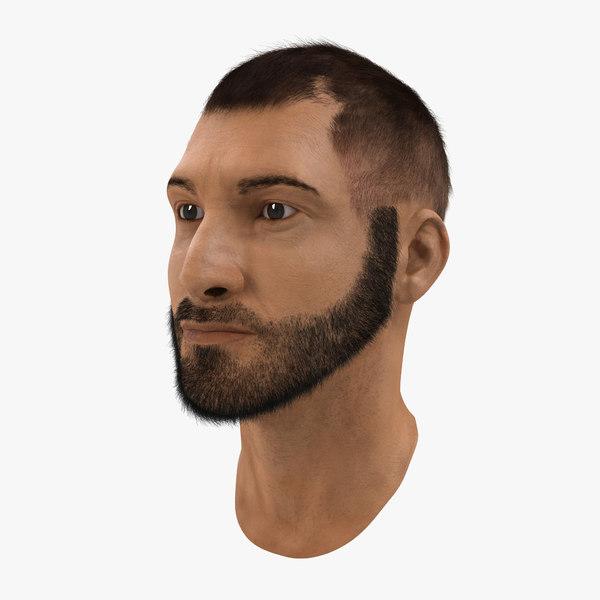 male head 7 fur max