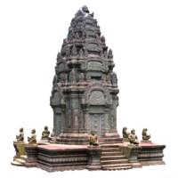 Cambodia Temple 1