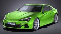 generic coupe gt 3d 3ds