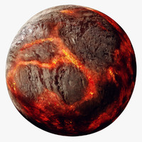 Lava Planet  ( Planet 55 Cancri e )