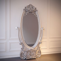 decorative frame 3d max