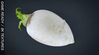 3d turnip