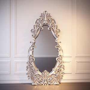 3d decorative frame