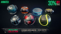 Sport Balls Concept Collection