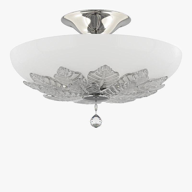 3d 804050 petalo lightstar ceiling lamp model