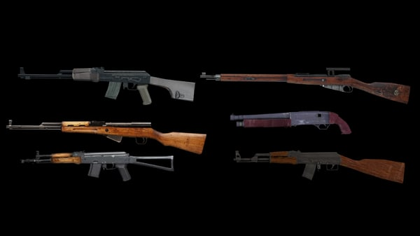 free max model carabine weapons