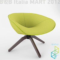 B&B Mart armchair