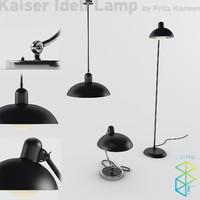 Kaiser Idell lamp