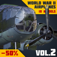 Real-Time Airplanes Collection Vol.2
